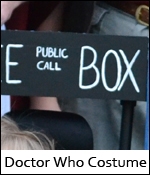 Doctor Who Costume