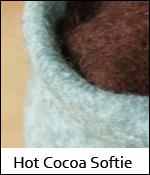 Hot Cocoa Softie