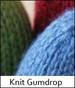 Knit Gumdrop