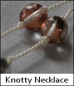 Knotty Necklace