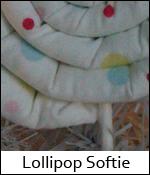 Lollipop Softie