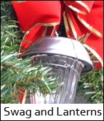 Swag and Lanterns