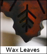 Wax Leaves