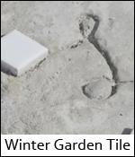 Winter Garden Tile