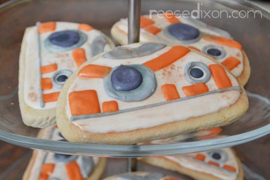 BB8 Cookies 1