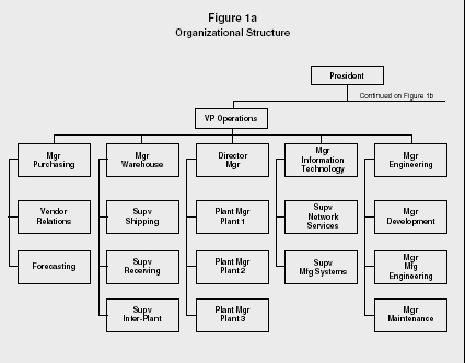 Organizational Structure - strategy, levels, examples, advantages