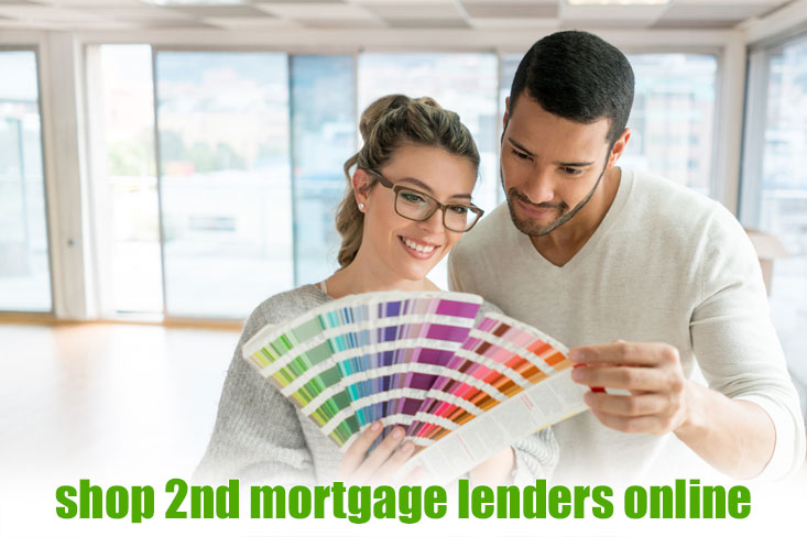 Shop Second Mortgage Lenders for Best 2nd Rates Online