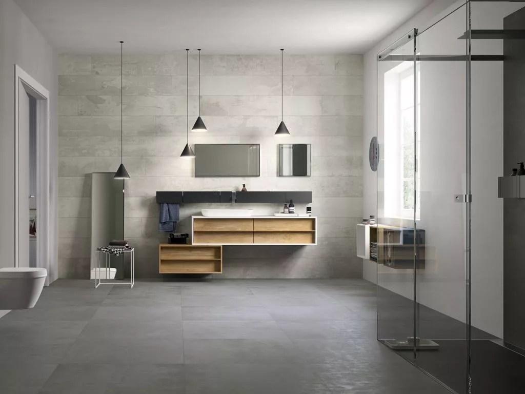 ... Concrete Look Bathroom Tiles. Download