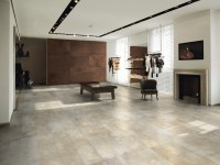 Porcelain tiles that look like Fabric | Design Industry