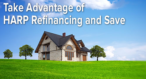 HARP Refinance Benefits - RefinanceRate