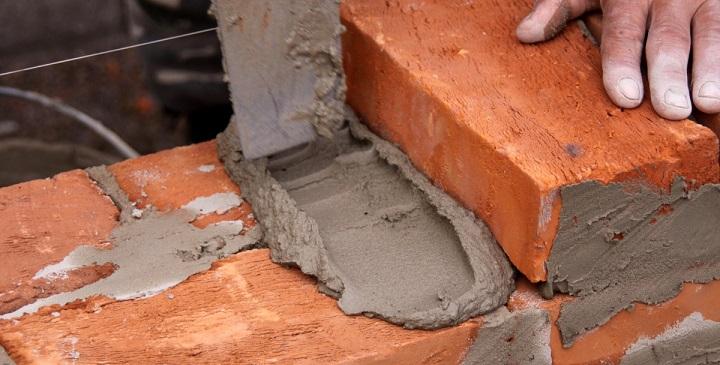 Rehabilitacion de muro de los ladrillos de cemento