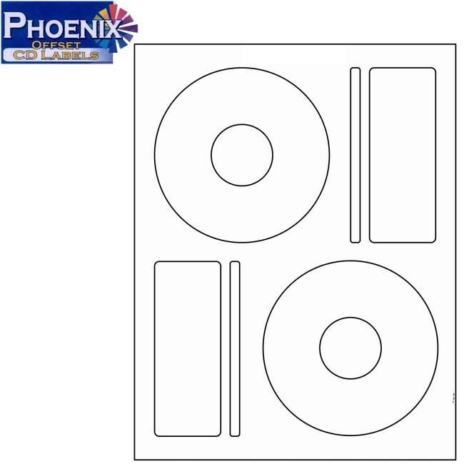 cd label paper - Romeolandinez