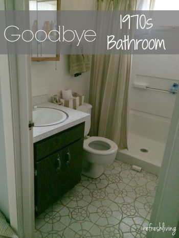 goodbye 1970s bathroom