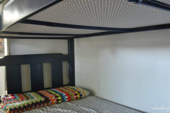 bunk bed update