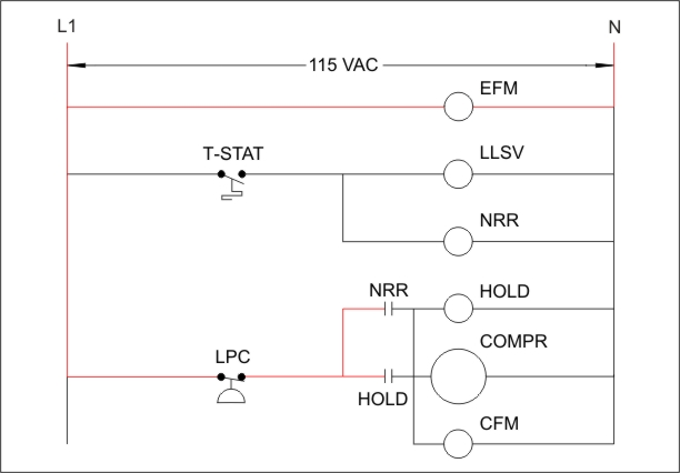 Commercial Evaporator Wiring Diagram Wiring Diagram