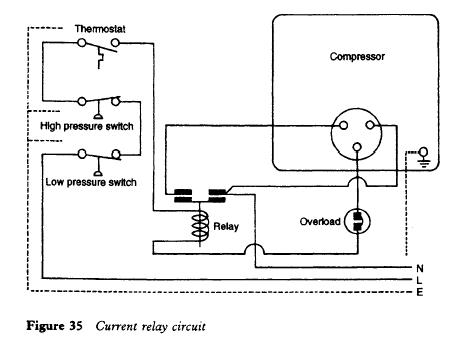 Wiring Diagram Of Domestic Refrigerator Wiring Diagram