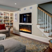 Lexington 35 Inch Built-in Ventless Heater Recessed Wall ...