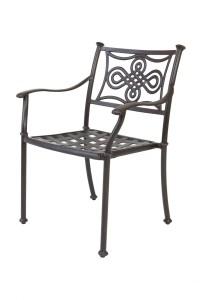 23 Unique Metal Patio Chairs With Cushions - pixelmari.com