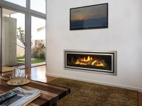 New Extra-Wide Landscape Gas Fireplace Launched in NZ