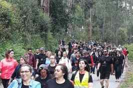 Caminhada com o Grupo Folclórico da Região do Vouga