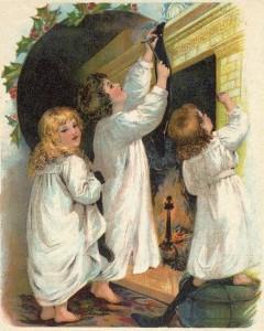 Children_Hanging_Christmas_Stockings