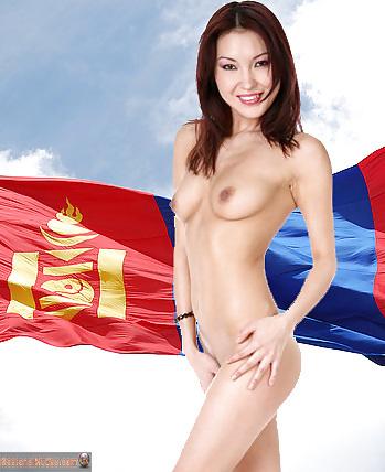 naked mongolian girls