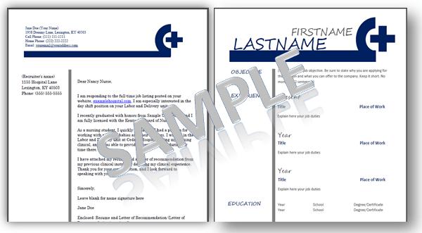 microsoft word rn resume template