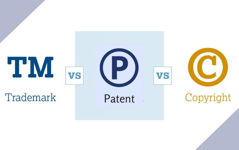 Difference Between Trademark, Copyright and Patent with Examples