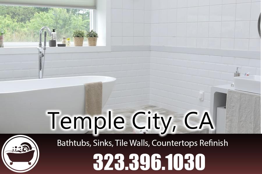 Comfortable Temple City Bathtub Refinishing And Fiberglass Expert ...