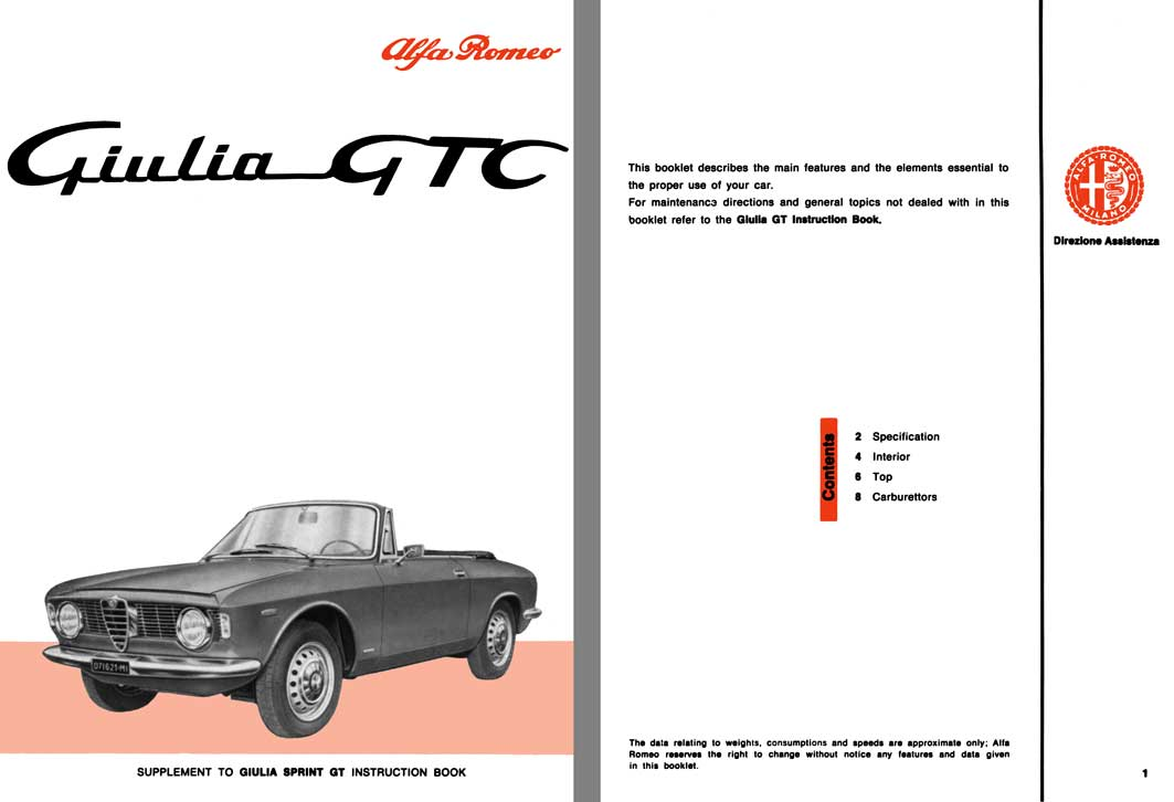 Regress Press, LLC - Automobile Catalogs Featuring Italian Automobiles