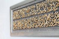 Islamic Metal Wall Art - Elitflat