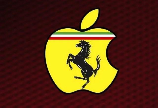 Apple e Ferrari: insieme per un importante progetto!