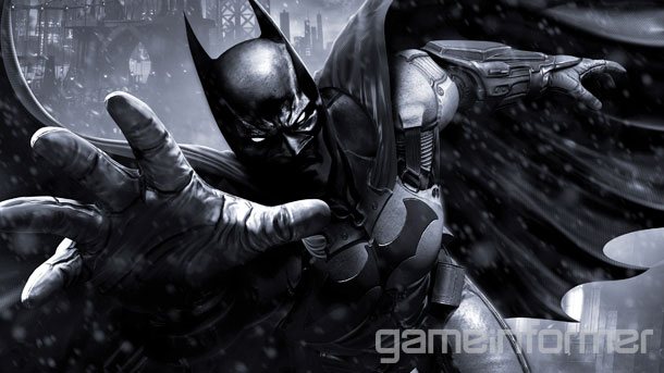 Teaser trailer per Batman: Arkham Origins