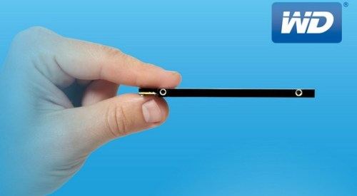 Wester Digital presenta lHDD 2,5″ con spessore di 5 mm