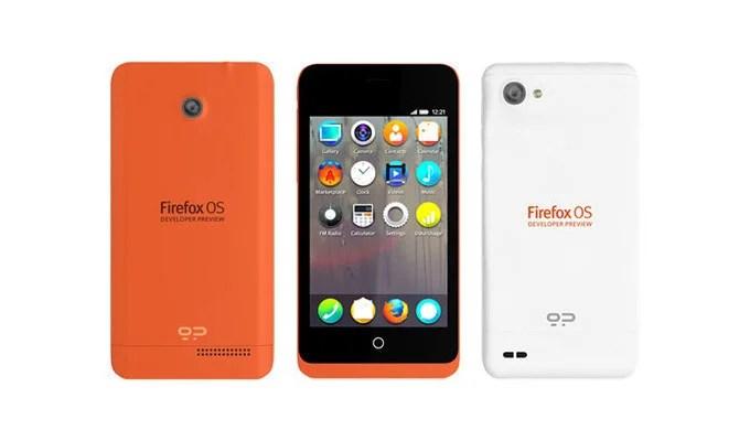 Mozilla dà via gratis smartphone con Firefox OS per stimolare lo sviluppo delle App