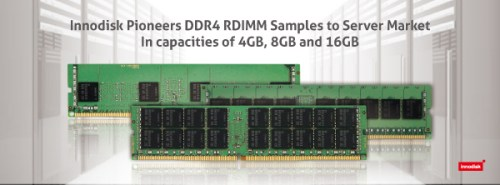 Da Innodisk i primi sample di Memorie DDR4