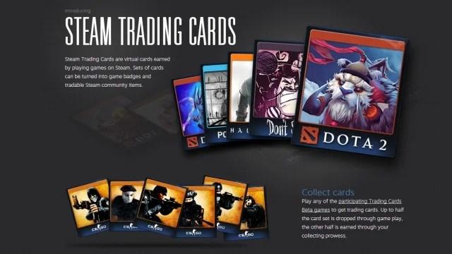 Valve lancia le Steam Trading Cards