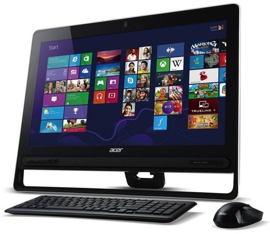 Acer presenta la serie Aspire Z3 di Pc All in One