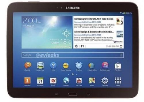 Samsung Galaxy Tab 3 10.1 arriva la colorazione Gold Brown