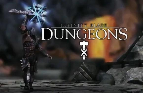 Infinity Blade Dungeons è stato cancellato