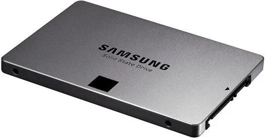 Samsung presenta la nuova linea di SSD 840 EVO