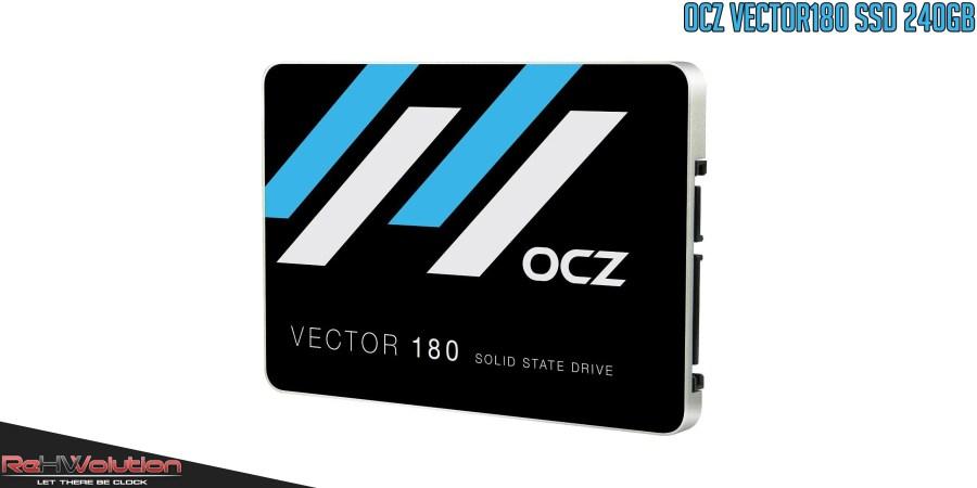 OCZ Vector180 SSD 240 GB | Recensione