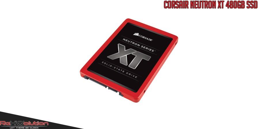 Corsair Neutron XT 480 GB SSD | Recensione