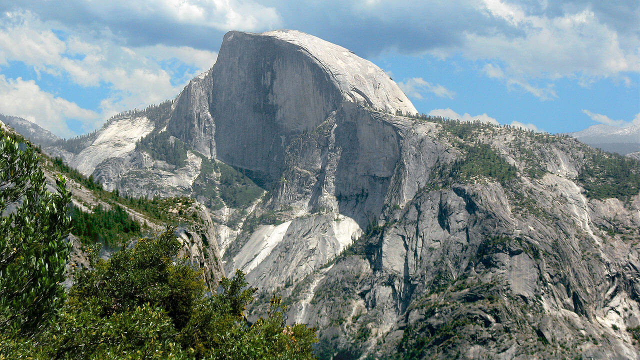 Wallpaper Images Of Mountains In Fall Yosemite Half Dome Backpacking Hike Half Dome Travel