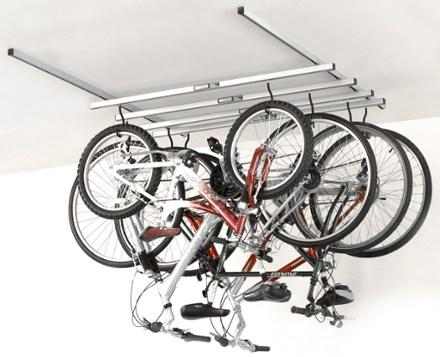 Saris Cycleglide 4 Bike Ceiling Mount Storage Rack Rei Co Op