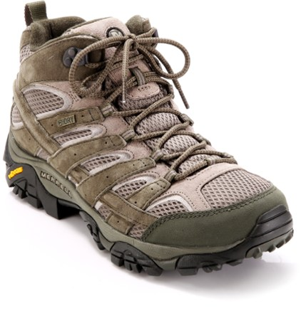 Merrell Moab 2 Mid Wp Hiking Boots Men39s Rei Co Op