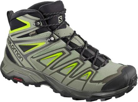 Salomon X Ultra 3 Mid Gtx Hiking Boots Men39s Rei Co Op