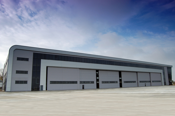 Aircraft Hangars, Steel Airplane Hangar Design and