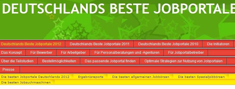 deutschlandsbestejobboersen