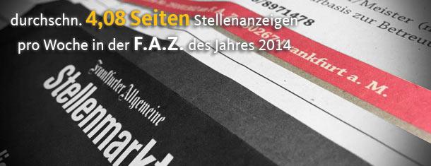 FAZ-Stellenmarkt2014